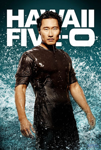 Daniel Dae Kim as 'Chin Ho' in Hawaii Five-O